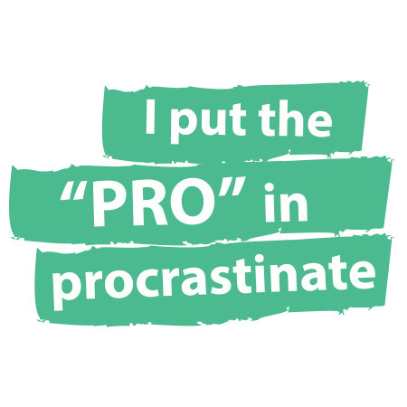 shop-Procrastination